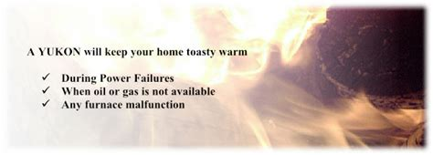 wood furnace company
