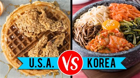 cuisine usa usa vs south food
