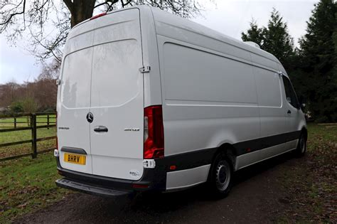 Used mercedes sprinter have been price checked. Used 2018 Mercedes Sprinter Lwb 314 Refrigerated Freezer ...