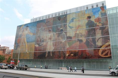 Harlem Hospital Mural Pavilion Address by Harlem Hospital Unveils New 325 Million Pavilion And