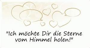 Die Sterne Vom Himmel Holen : romantische liebesspr che einer von 45 spr chen ~ Lizthompson.info Haus und Dekorationen