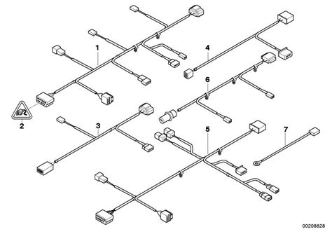 2012 Tacoma Seat Wiring Diagram by Bmw 328i Wiring Set Seat Driver S Side System