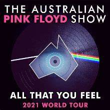 The Australian Pink Floyd Tickets In Bensalem At Xcite