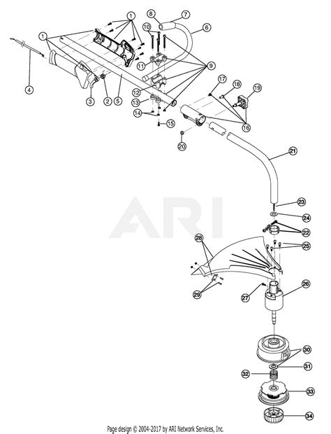 Mtd Ada Parts Diagram For