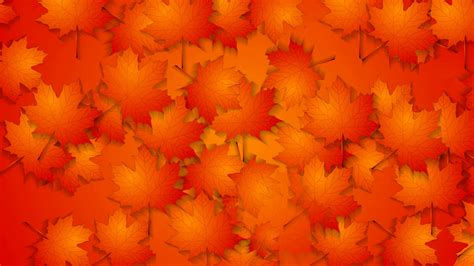 Autumn Tree Leaf Fall Animated Wallpaper - autumn background images 183