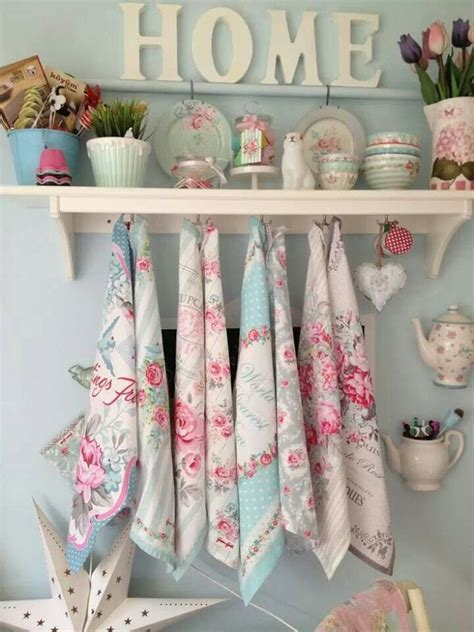 shabby chic kitchen accessories decoracion vintage casa vintage pinterest vintage style shabby chic and chic