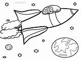 Rocket Coloring Ship Lego Printable Cool2bkids sketch template