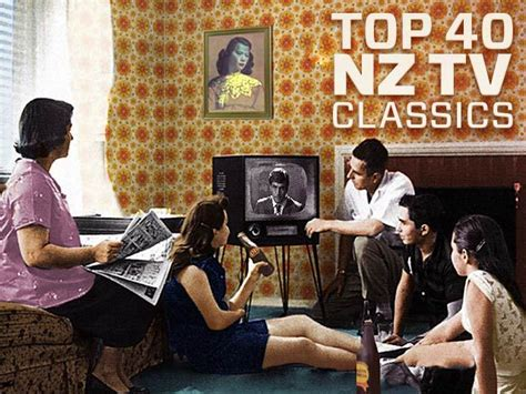 top 40 nz tv classics nz on screen