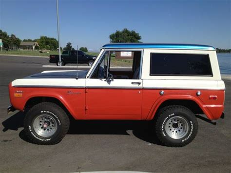 stroppe bronco sell used 1971 ford bronco baja stroppe 4wd in richland