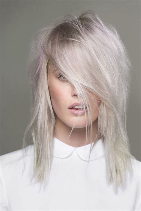 Light Silver Hair by Platinum Hair Is It The New Hair Trend The