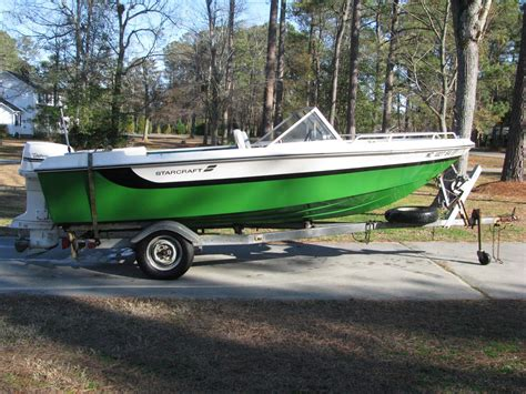 Starcraft American Boats by 1975 Starcraft American 16 With 1985 Johnson 115