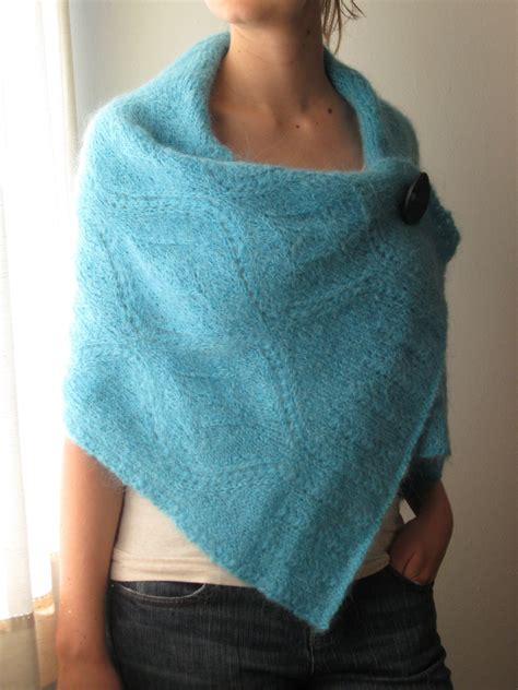 knit ponchos wraps and knit shawl wrap poncho made to order