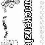 Mackenzie Coloring Pages Hellokids Names Maci Mackinley Tiny Macie Macey sketch template