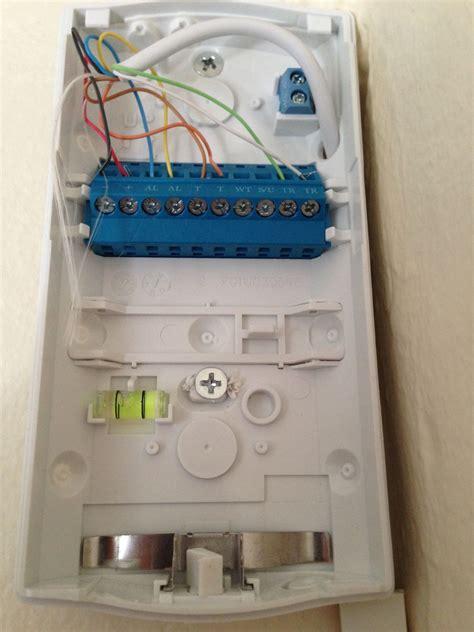 Câblage et installation alarme SIEMENS Sintony SI120F avec