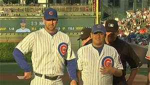 Teen Cancer Patient Gets Ballpark Wish Video - ABC News