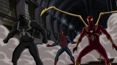 Spider-man Agent Venom Iron Spider Usmww 2.png
