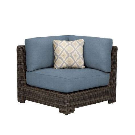 hton bay granbury metal armless middle outdoor
