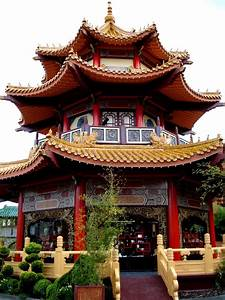 China Traditional Buildings – One picture sample of ...