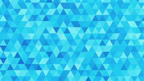 Shapes Background Triangles Animation Pattern Of Geometric Shapes Colorful