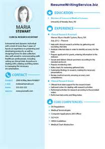 resume for research assistant clinical research assistant resume sle resume writing