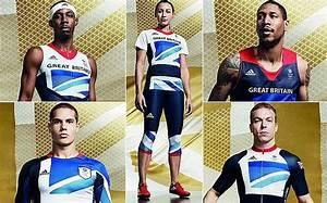 Team GB kit for London 2012 Olympics designed by Stella ...