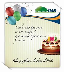 INS Mensaje Cumpleaños