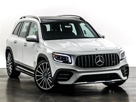 And while performance is at its core, the glb 35 also has the looks to show it. New 2021 Mercedes-Benz GLB AMG® GLB 35 SUV in Newport Beach #N160094 | Fletcher Jones California