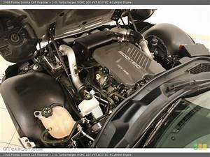 2 0l Turbocharged Dohc 16v Vvt Ecotec 4 Cylinder Engine