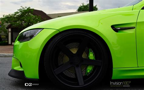 Bmw M3 D2forged Wheels Wallpaper In 1280x800 Resolution