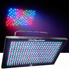 Chauvet Dj Colorpalette Rgb Led Color Wash & Effect Panel