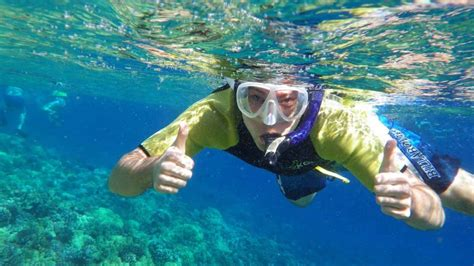 snorkeling cape vidal south africa where to snorkel