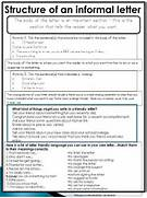 Informal Letter Writing Pack This Unit Is A Collection Of Lesson Informal Letter Writing For Grade 5 Worksheets On Study Informal How To Write Formal And Informal Letters In German Cover Letter Informal Letter Writing English Writing Pinterest Letter