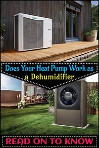 Does Your Heat Pump Work As A Dehumidifier  Read On To