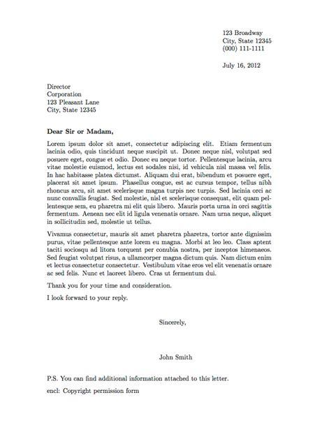 formal letter format  afrikaans format  formal