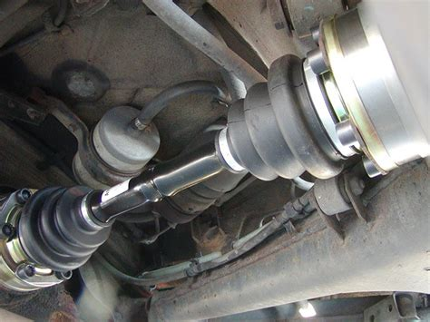 Simple Cv Exles by How To Remove Cv Axle From Transmission In Simple Steps