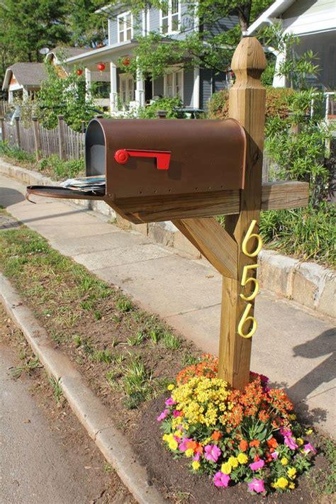 17 best ideas about mailbox garden on mailbox
