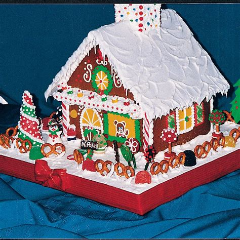 simple gingerbread house designs gingerbread house recipe taste of home
