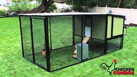 metal chicken coop