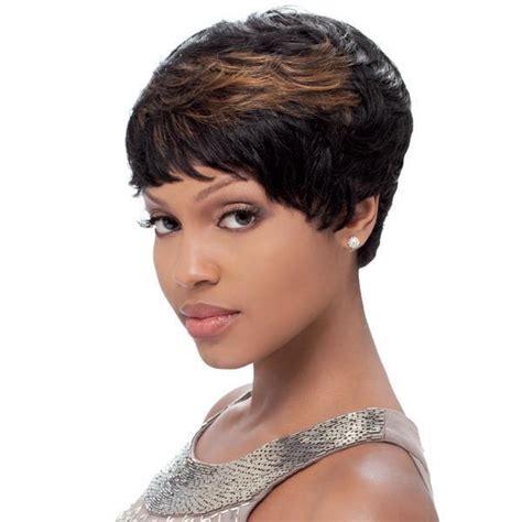 hair bump styles sensationnel 100 human hair bump wig easy 27 ebay 4342