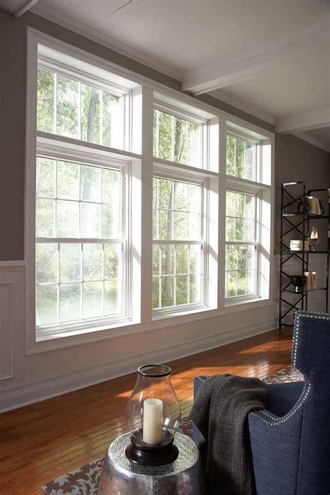 double hung windows charlottesville replacement windows