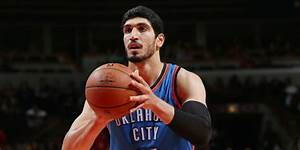 [VIDEO] Enes Kanter Gives Referee A Technical Foul