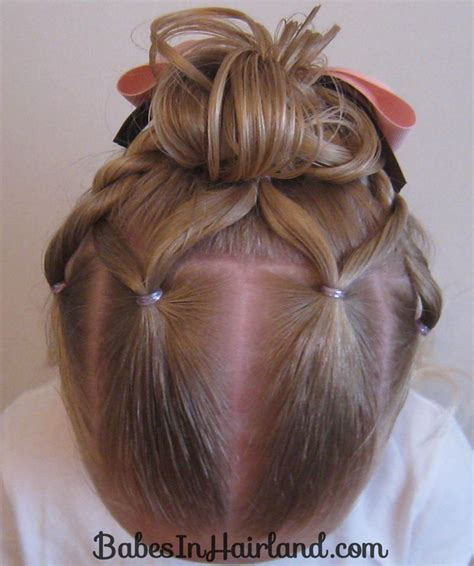 With a top selection of 75 cute hairstyles for girls! 5 Pretty Easter Hairstyles - Babes In Hairland