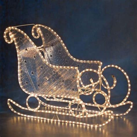 santa sleighs  sale konstsmide ropelight  outdoor