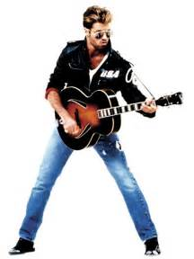 leather wedding albums george michael s faith guitar leather jacket details