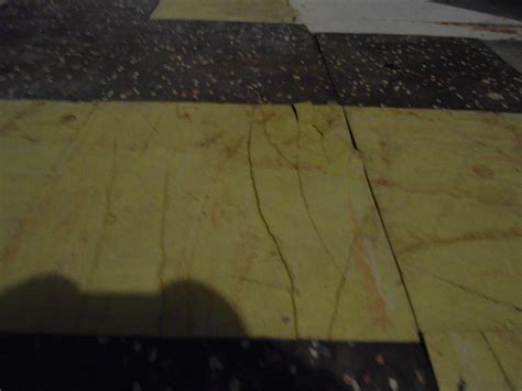 broken floor tiles  basement  sunroom flooring