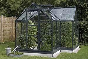 Serre Acier Verre : serre de jardin orangerie prix direct d 39 usine en stock ~ Premium-room.com Idées de Décoration