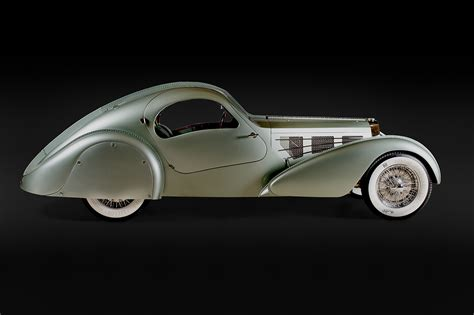 14 Art Deco Cars on Display in Raleigh