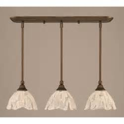 kitchen pendant lighting island 3 light kitchen island pendant wayfair