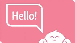 Hello Pink Background Image - Images, Photos, Pictures