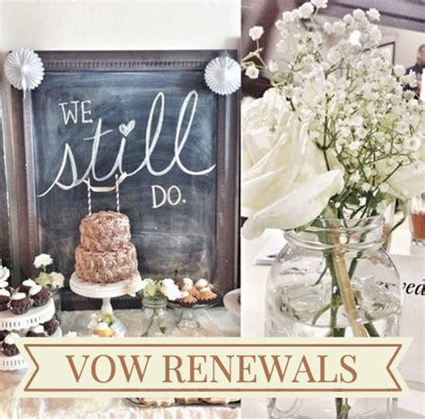 renewing wedding vows my style wedding